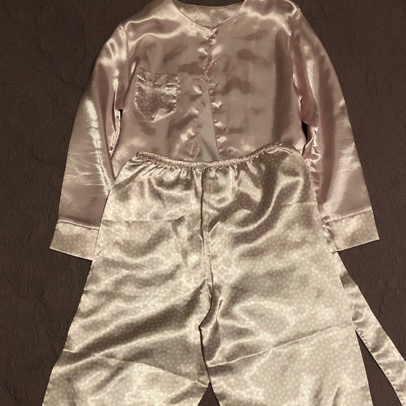 American Girl Other - American Girl Satin Pajama Set